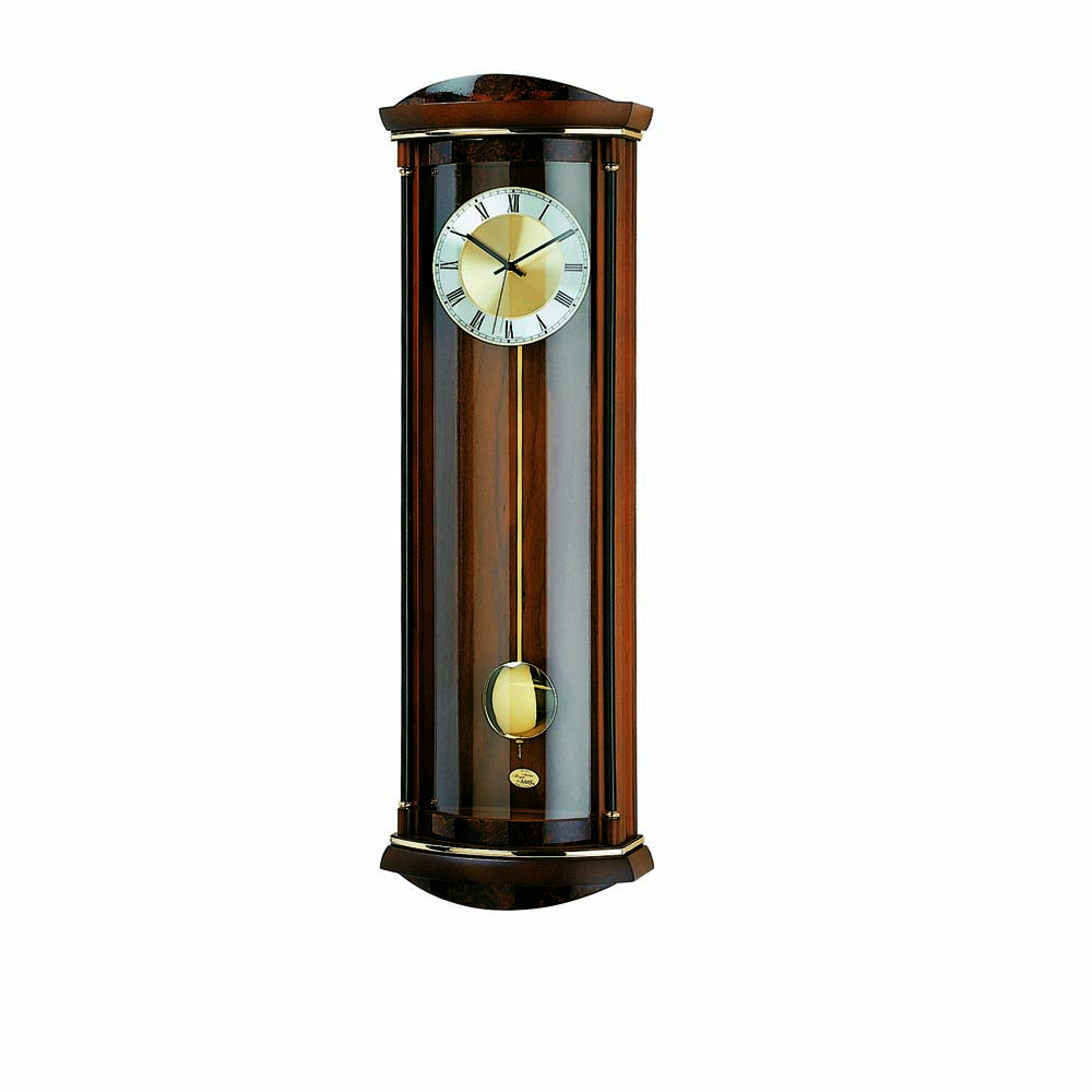 AMS 5080-1 Quartz Pendulum Wall Clock