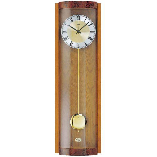 AMS 5087-9 Quartz Pendulum Wall Clock