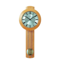 AMS 5132-18 Radio Controlled Pendulum Wall Clock