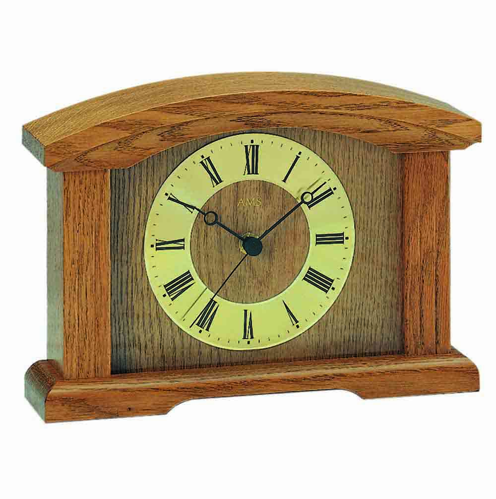 AMS 5138-4 Radio Controlled Table Clock