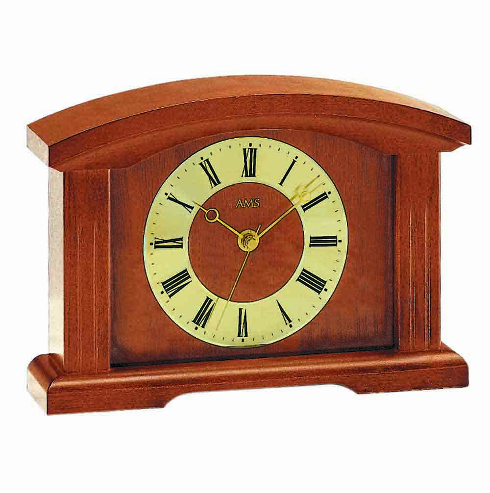 AMS 5138-9 Radio Controlled Table Clock