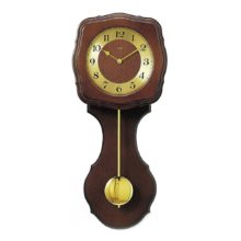 AMS 5162-1 Quartz Pendulum Wall Clock