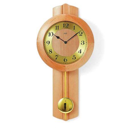 AMS 5165-16 Radio Controlled Pendulum ClockAMS 5165-16 Radio Controlled Pendulum ClockAMS 5165-16 Radio Controlled Pendulum ClockAMS 5165-16 Radio Controlled Pendulum ClockAMS 5165-16 Radio Controlled Pendulum Clock