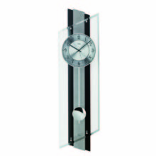 AMS 5219 Radio Controlled Pendulum Wall Clock
