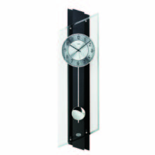 AMS 5220 Radio Controlled Pendulum Wall Clock