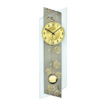 AMS 5223 Radio Controlled Pendulum Wall Clock