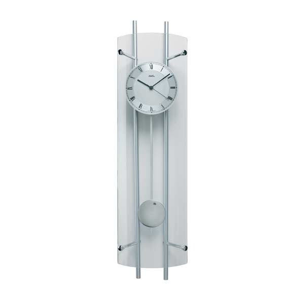 AMS 5225 Radio Controlled Pendulum Wall Clock