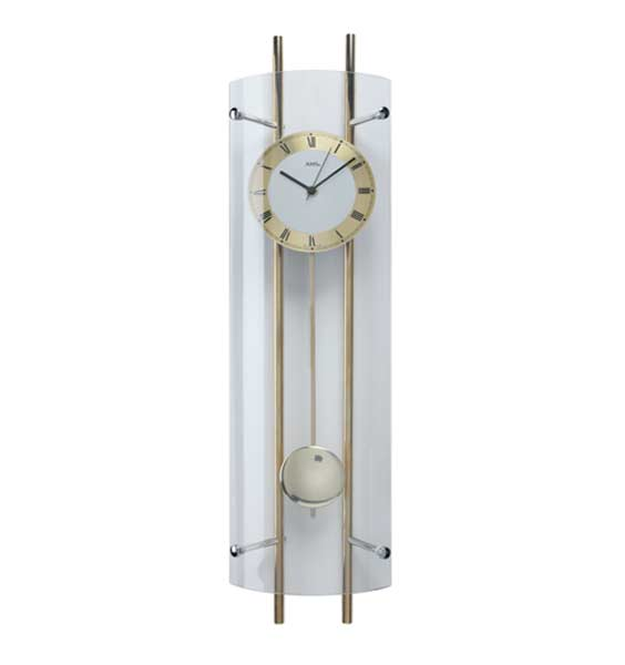 AMS 5227 Radio Controlled Pendulum Wall Clock
