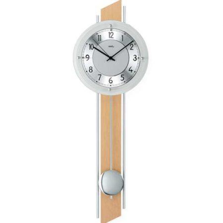 AMS 5234 Radio Controlled Pendulum Wall Clock
