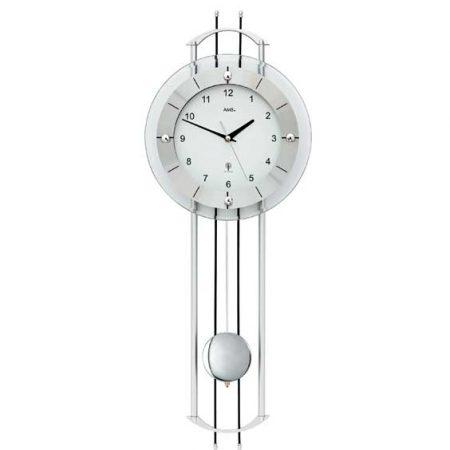 AMS 5248 Radio Controlled Pendulum Wall Clock