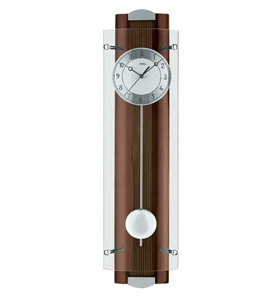 AMS 5259-1 Radio Controlled Pendulum Wall Clock