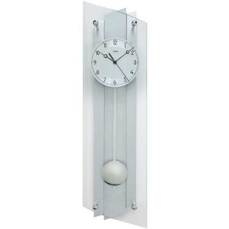 AMS 5261 Radio Controlled Pendulum Wall Clock