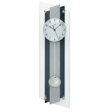 AMS 5262 Radio Controlled Pendulum Wall Clock