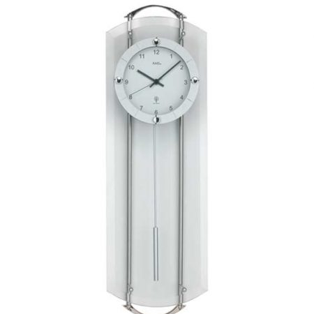 AMS 5263 Radio Controlled Pendulum Wall Clock