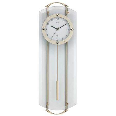 AMS 5265 Radio Controlled Wall Clock