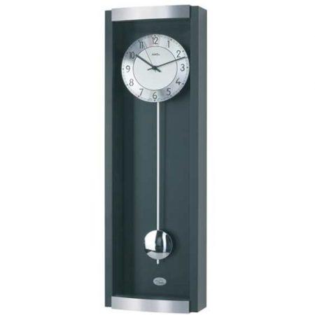 AMS 5285-11 Radio Controlled Pendulum Wall Clock