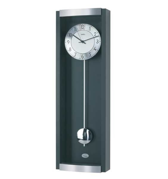 AMS 5285-11 Radio Controlled Pendulum Wall Clock