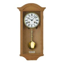 AMS 614-4 Regulator Wall Clock