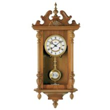 AMS 617-4 Regulator Wall Clock