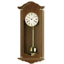 AMS 619-4 Regulator Wall Clock
