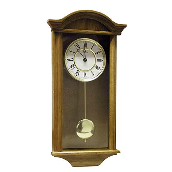 AMS 990-4 Quartz Pendulum Wall Clock