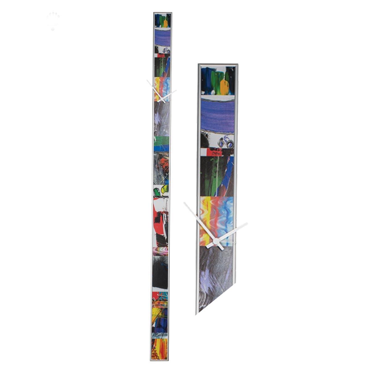BilliB-Jasmine Designer Wall Clock