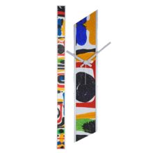 BilliB-Peebles Designer Wall Clock