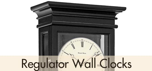 HelmutMayr Regulator Wall Clocks