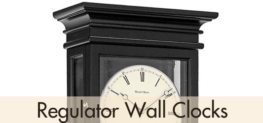 HelmutMayr Regulator Wall Clocks
