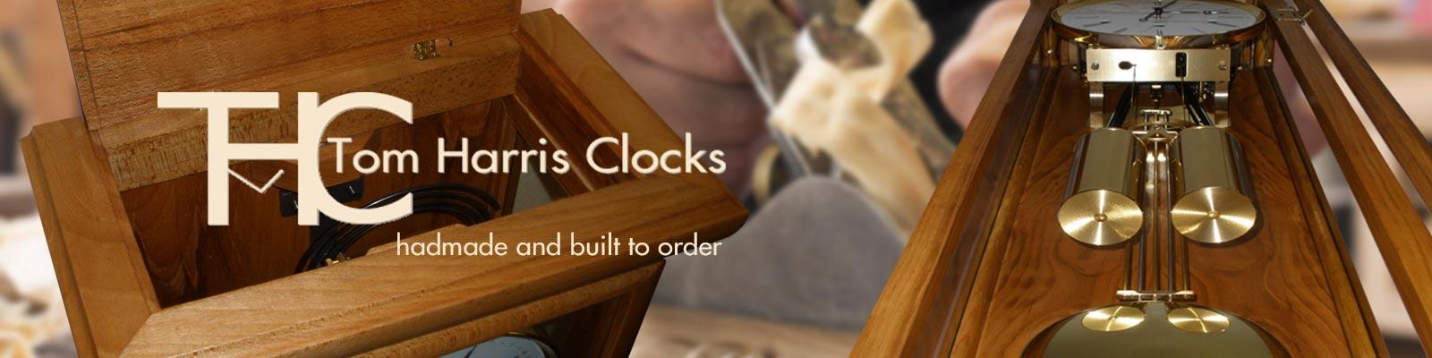 Tom Harris Clocks - Handmade Clocks