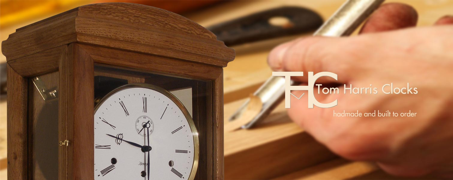 THC - Regulator Wall Clocks