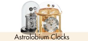 Astrolobium Clocks