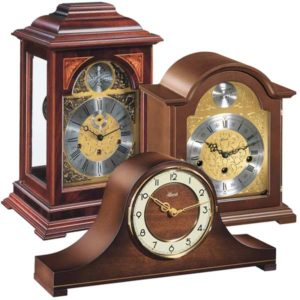 Bracket Mantel Clocks