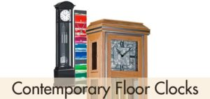 Contemporary-Floor-Clocks