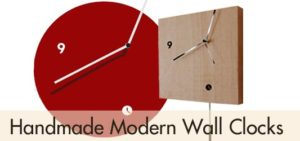 Handmade-Modern-Wall-Clocks