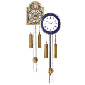 Traditional Shield Clocks