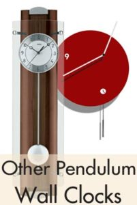 Other Pendulum Wall Clocks