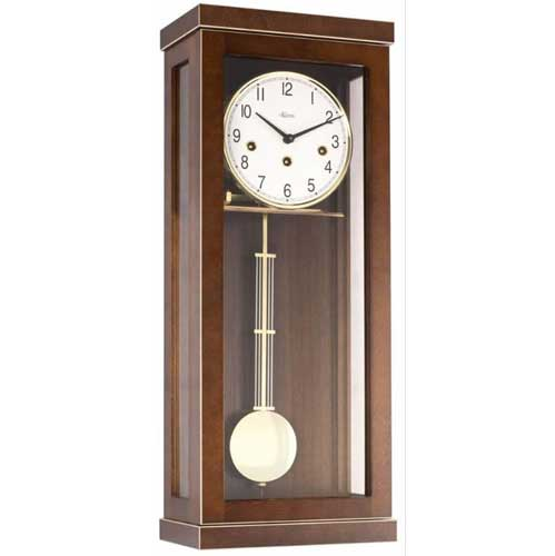Hemle 70989-030141 Regulator  Wall Clock