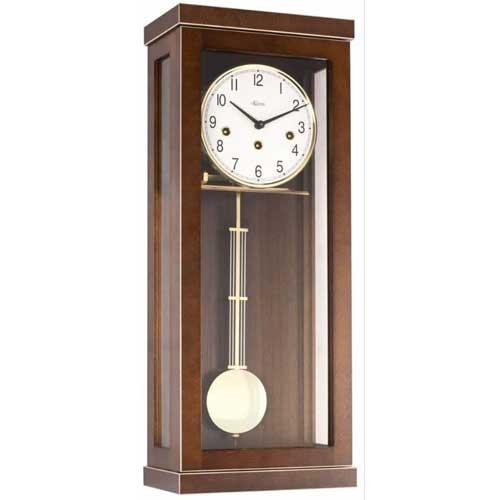 Hemle 70989-030341 Regulator  Wall Clock