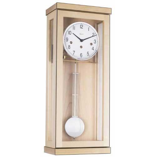 Hemle 70989-090141 Regulator  Wall Clock
