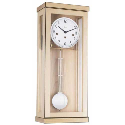 Hemle 70989-090341 Regulator  Wall Clock