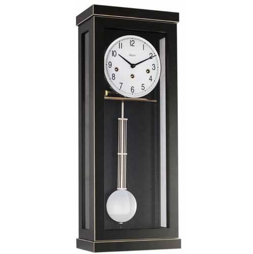 Hemle 70989-740341 Regulator  Wall Clock
