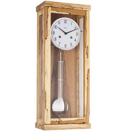 Hemle 70989-T30341 Regulator  Wall Clock
