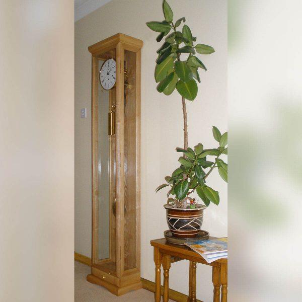 Bothwell-Floor Clock in room