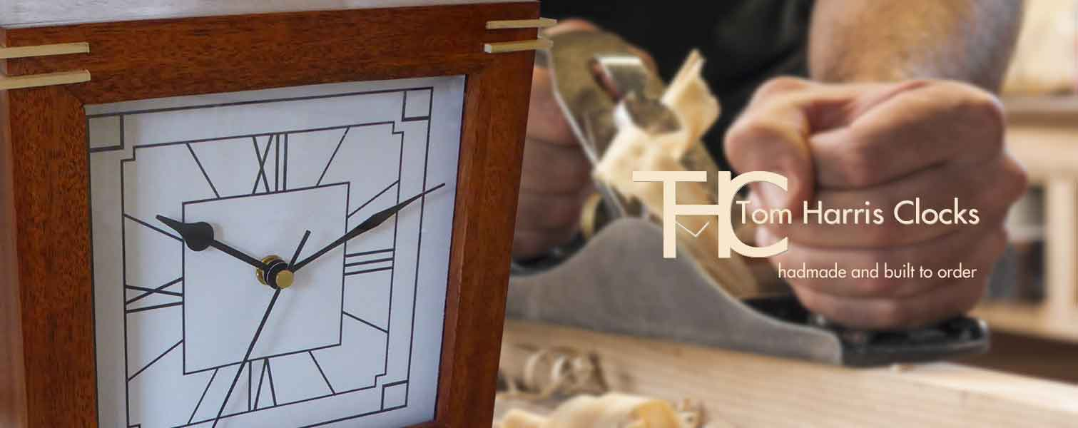 Tom Harris Table Clocks