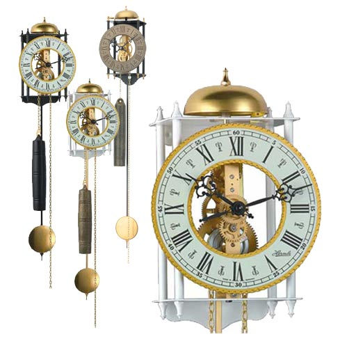 Lantern-Wall-Clocks