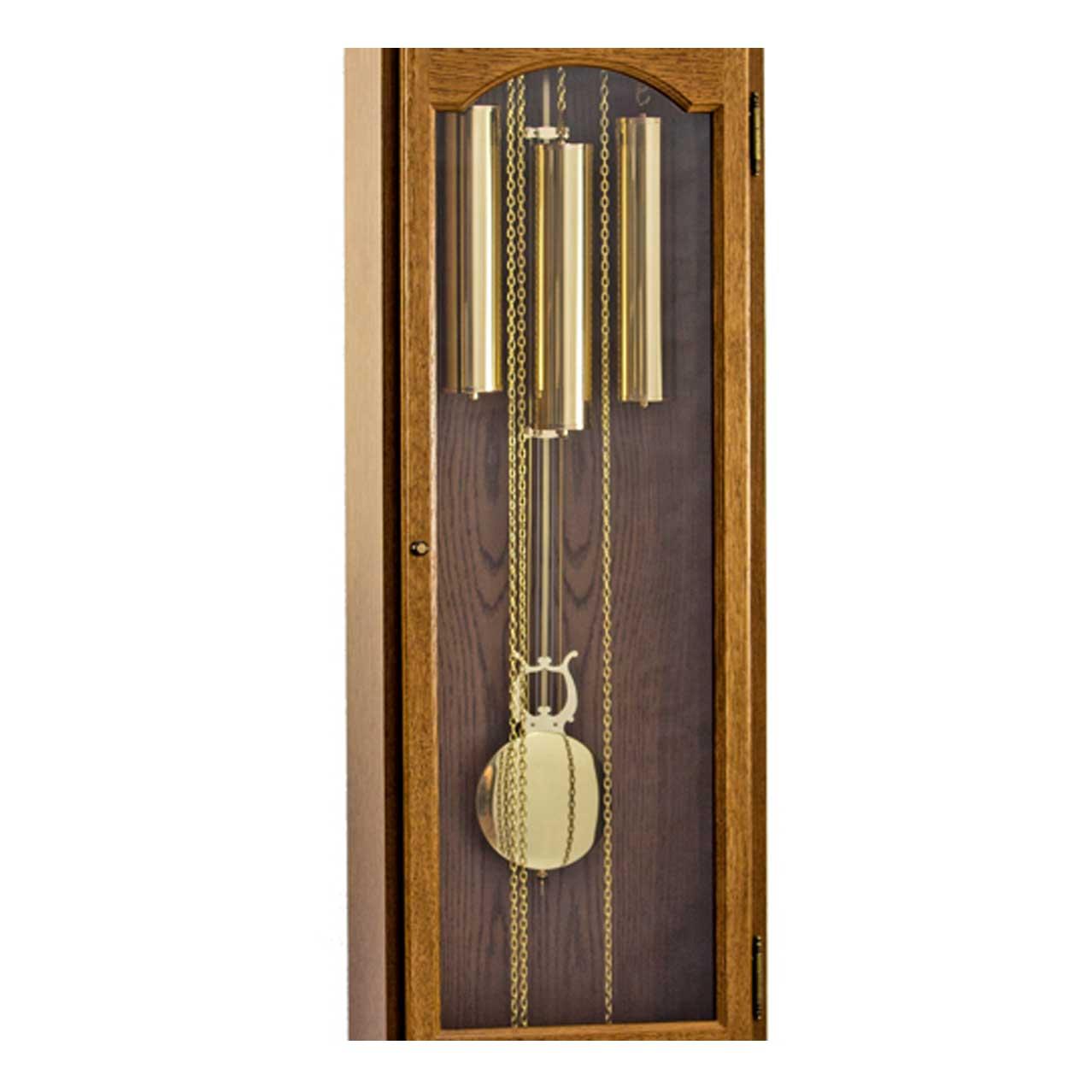 Billib Glenhaven Oak Grandmother Floor Clock
