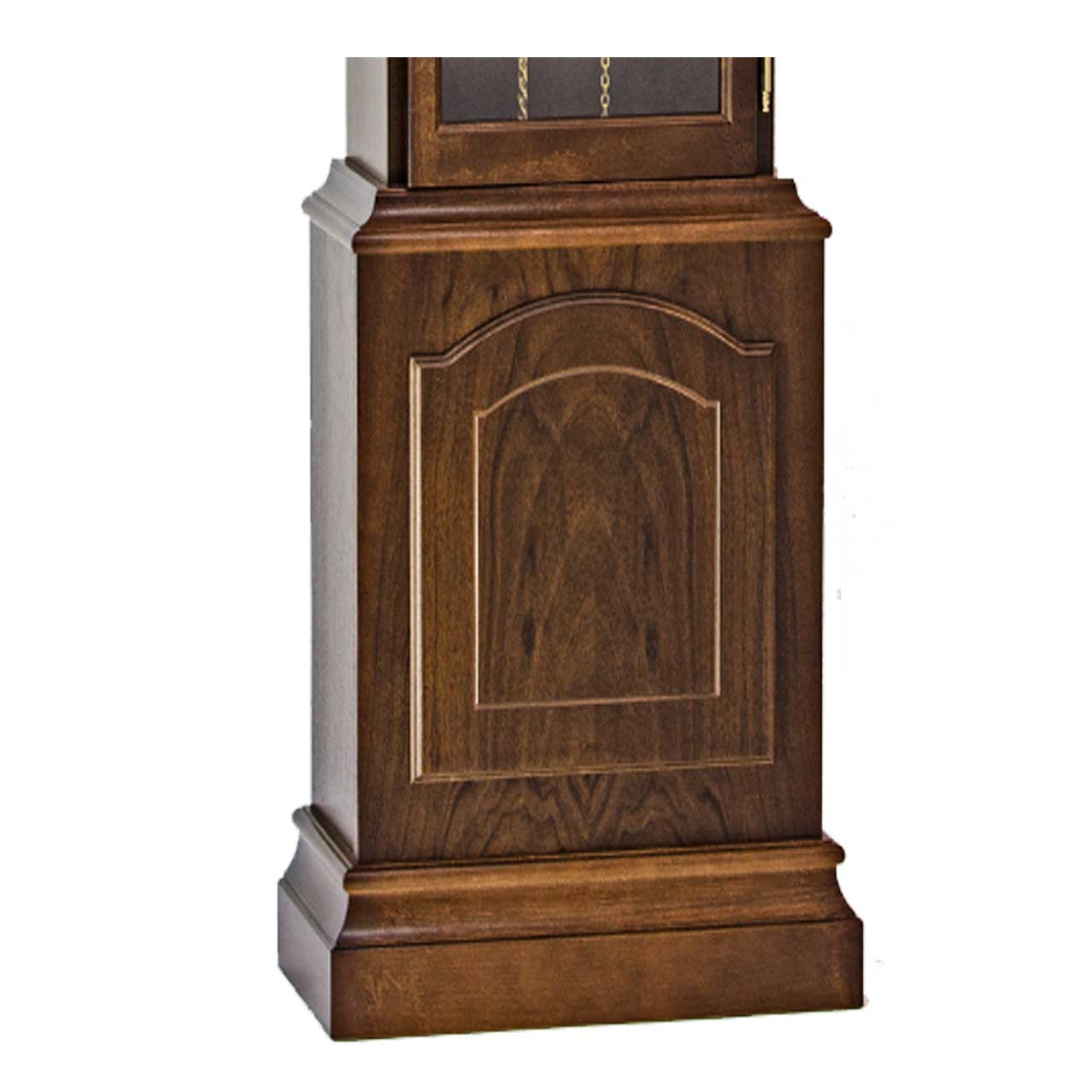 base floors clock glenhaven grandfather walnut billib clocks grandmother shop floor