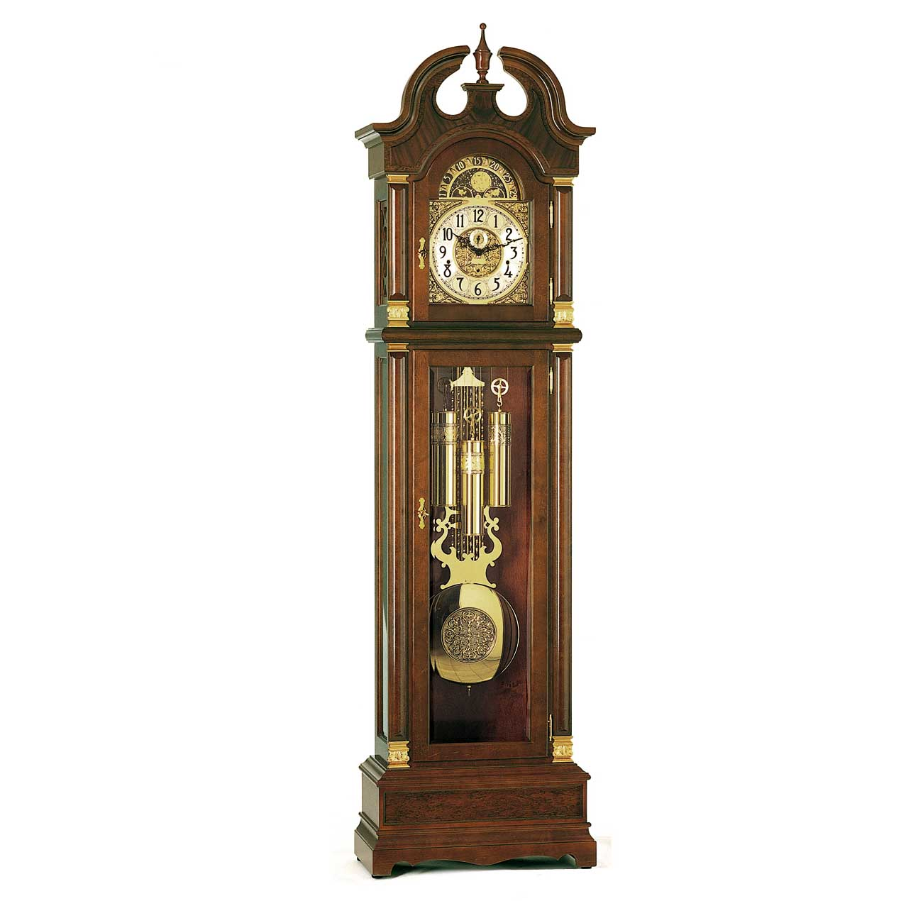 Guildhall Grandfather Floor Clock