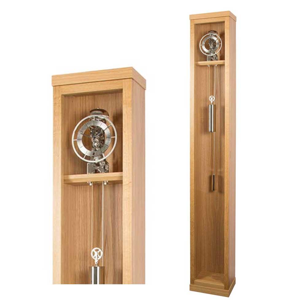 Melina Slimeline Floor Clock